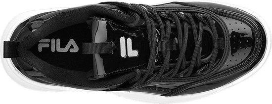 Fila Dames Zwarte chunky sneaker - Maat 40