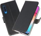Bestcases Pasjeshouder Telefoonhoesje Samsung Galaxy A50 - Zwart