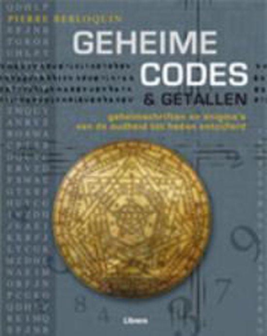 Geheime Codes & Getallen - Pierre Berloquin |