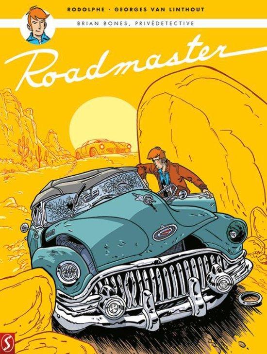 Brian Bones, privédetective 1 - Roadmaster - Rodolphe |