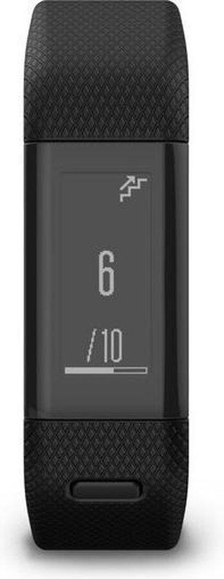 vivosmart HR+GPS zwart. regular - Garmin