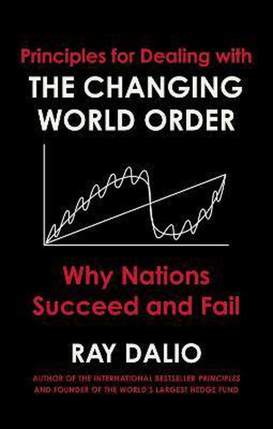 Boek cover Principles for Dealing with the Changing World Order van Ray Dalio (Hardcover)