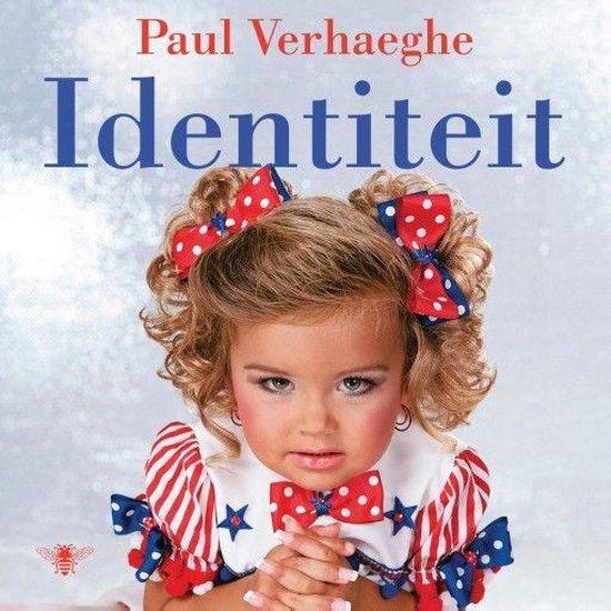 Boek cover Identiteit van Paul Verhaeghe (Onbekend)