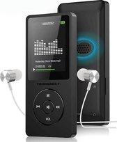 MP3 Speler - met Bluetooth - met FM radio en Spraa