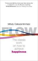 Boek cover Flow van Mihaly Csikszentmihalyi