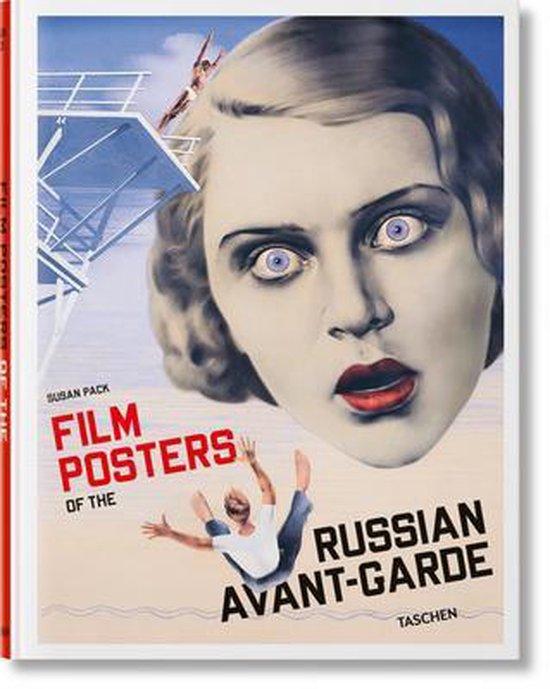 Boek cover Film Posters of the Russian Avant-Garde van Susan Pack (Hardcover)