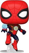 Spider-Man (Integrated Suit) - Funko Pop! - Spider-Man: No Way Home