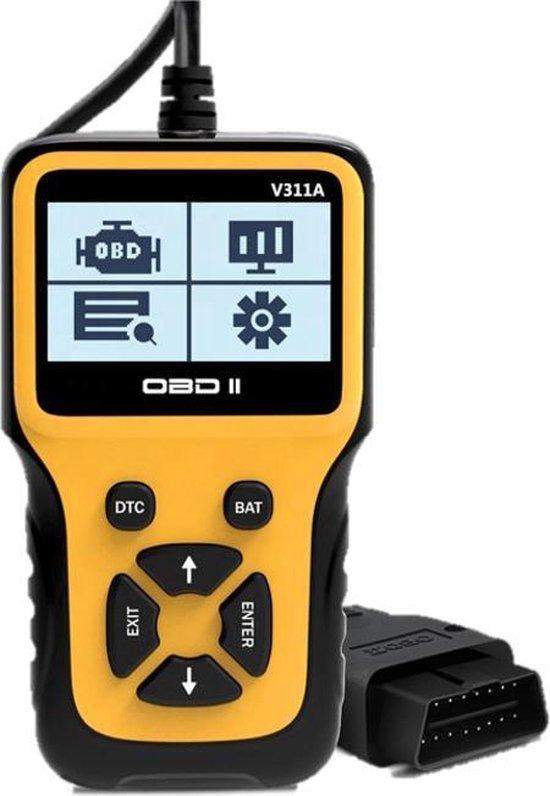OBD2 scanner - Auto accessories - OBD2 - Uitleesapparaat - Diagnosecomputer - OBD - Diagnose auto - Nederlandstalig