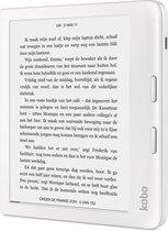 Kobo Libra 2 - 7 inch - 32GB - Bluetooth - Wit