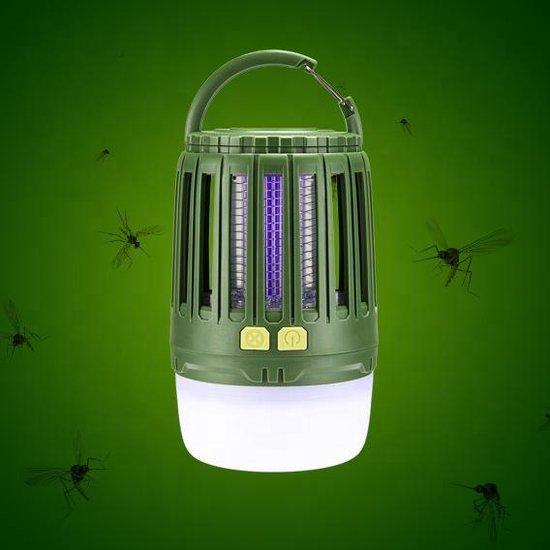 Yaqubi - Elektrische muggenlamp - elektrische muggenvanger - muggen - insectenlamp - muggenlamp voor binnen - muggenstekker - anti muggen