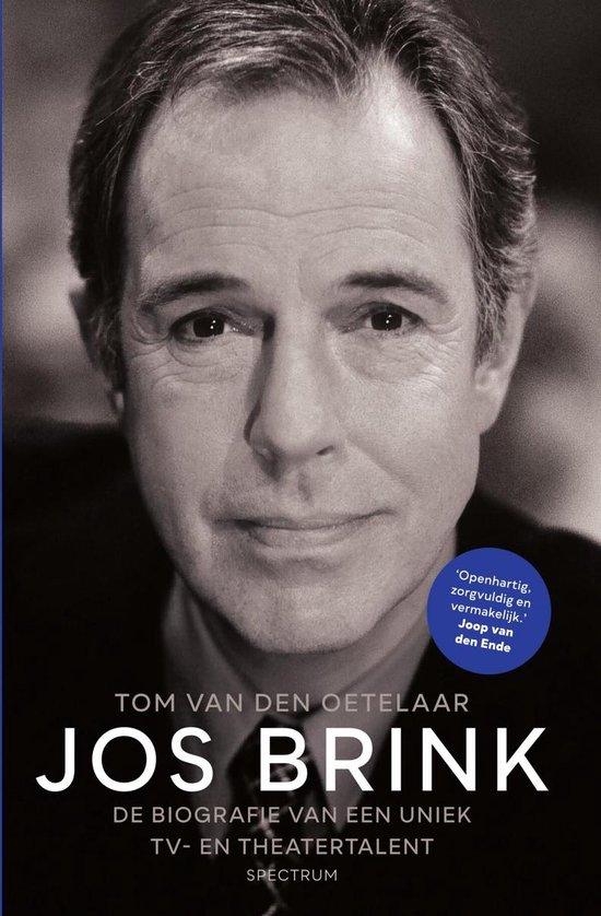 Boek cover Jos Brink van Tom van den Oetelaar (Hardcover)