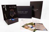 Crimibox - Dossier Inkt  - Escape Room Game - Gezelschapsspel voor Volwassenen - Detective spel