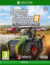 Farming Simulator 19: Platinum Edition - Xbox One