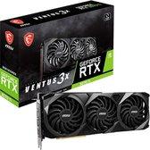 MSI GeForce RTX 3070 Ti VENTUS 3X 8G OC - Videokaart