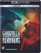 Godzilla VS. Kong 4K Ultra HD + Blu-ray