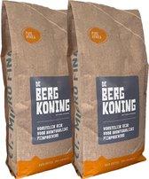 2 x De Bergkoning 1.000 gram Arabica koffiebonen | Ethiopië