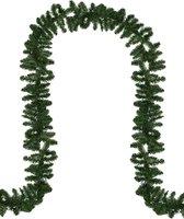 Dakota Guirlande groen - Lengte 10 meter - Diameter 25 cm - Brandvertragend - Kerst Slinger - Royal Christmas