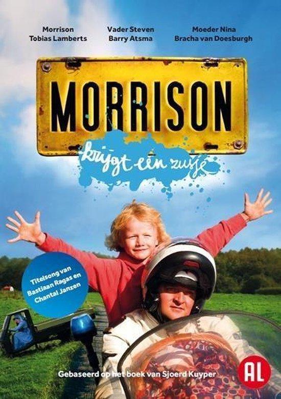 Cover van de film 'Morrison Krijgt Een Zusje'