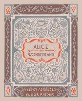 Boek cover Alice in Wonderland van Lewis Carroll (Hardcover)