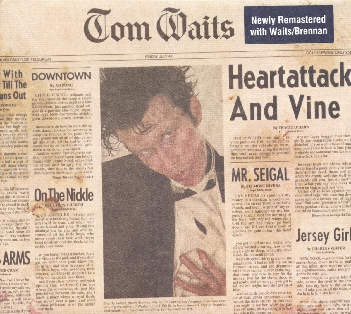 Heartattack & Vine - Tom Waits