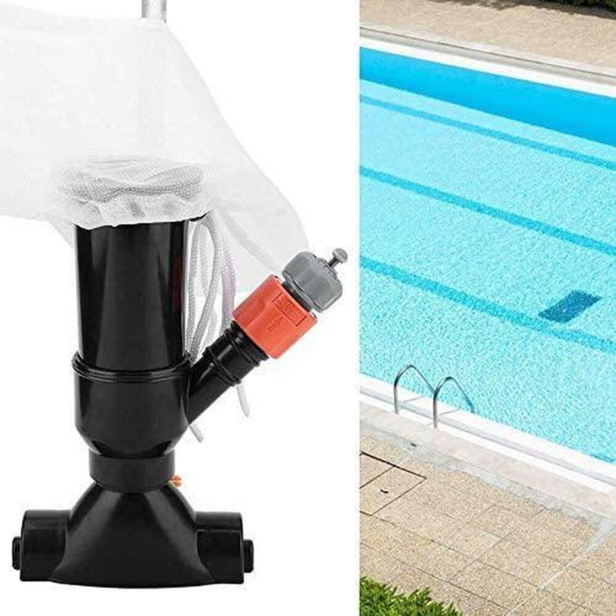 zwembad stofzuiger -verdelife zwembad skimmer vacuümreiniger voor zwembaden stofzuiger voor zwembad jet stofreinigers eenvoudige montage geen stroomvoorziening ontwerp voor zuiggereedschap schoonmaken zwembaden - (WK 02123)