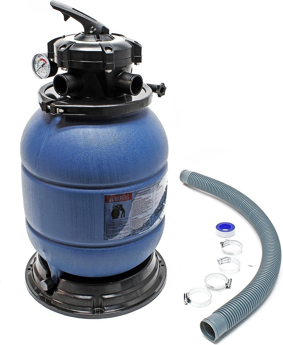 zwembad filter-filter boiler sand filter zwembad filter. - (WK 02123)