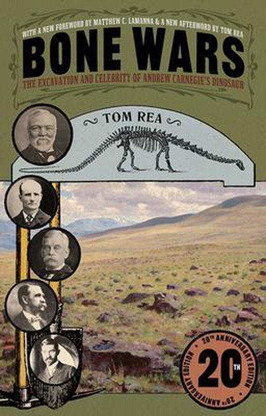 Boek cover Bone Wars van Tom Rea (Paperback)