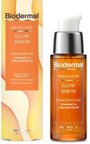 Biodermal Skin Booster Glow serum – Voor een stralende huid met  Vitamine C en  hyaluronzuur -Hyaluronzuur serum 30ml