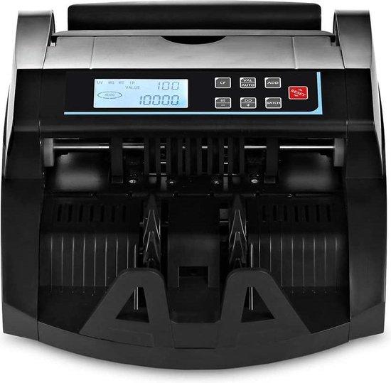 Geldtelmachine - inclusief vals geld detectiepennen