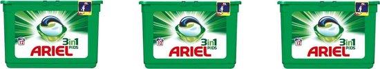 Ariel 3in1 PODS Original - Kwartaalbox 105 Wasbeurten - Wasmiddel Capsules