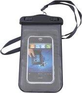 Waterdichte Telefoonhoesjes - Waterproof Hoesje voor Telefoon - Waterdicht Telefoonhoesje - Zwart