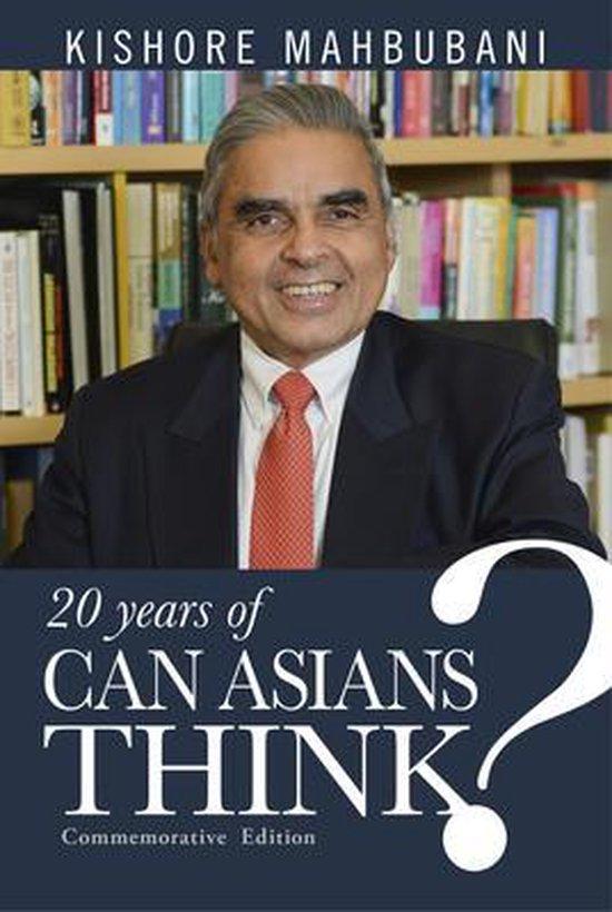 Boek cover Can Asians Think? van Kishore Mahbubani (Hardcover)