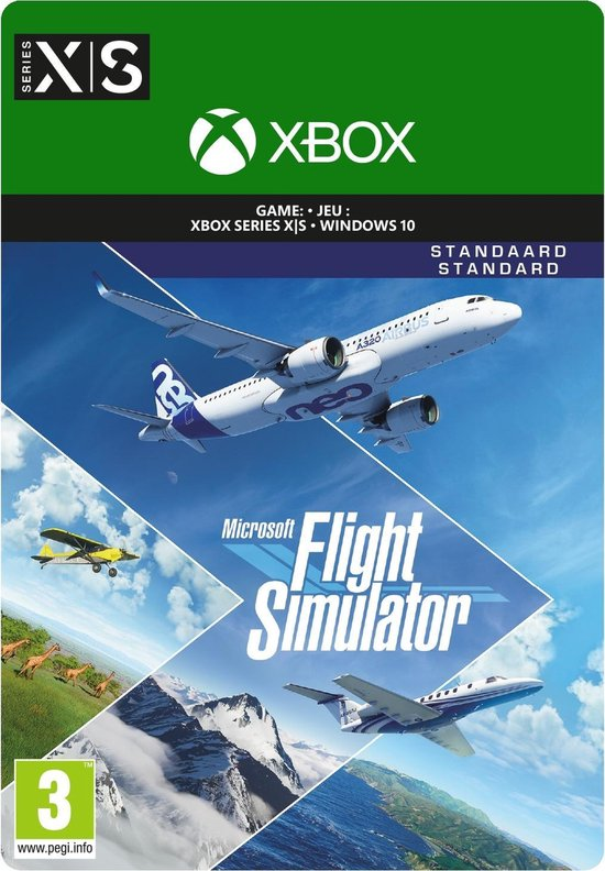 Microsoft Flight Simulator - Xbox Series X|S & Windows 10 Download