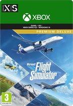 Microsoft Flight Simulator: Premium Deluxe Edition - Xbox Series X/Windows 10 Download