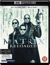 The Matrix Reloaded (4K Ultra HD Blu-ray)