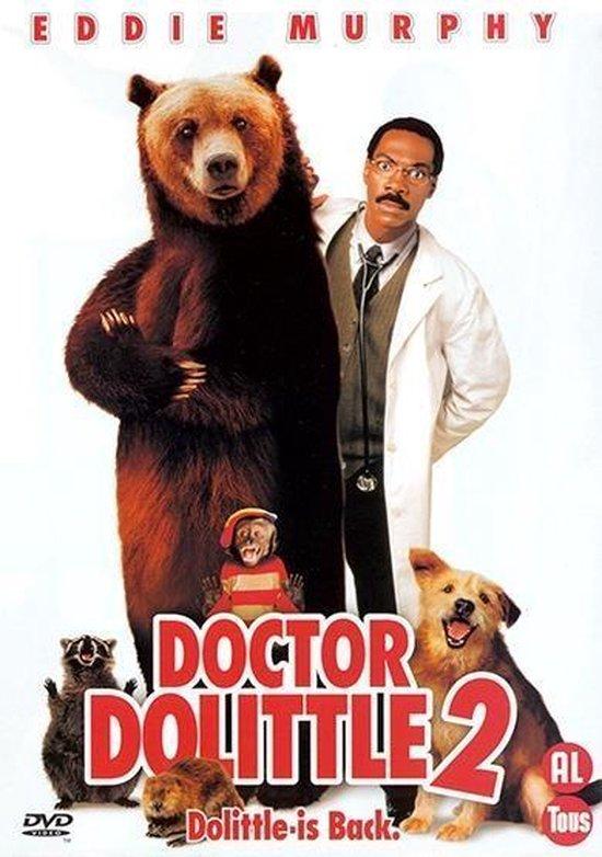 Cover van de film 'Doctor Dolittle 2'