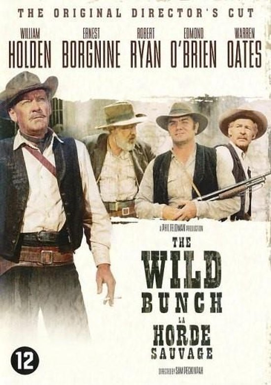 Cover van de film 'Wild Bunch'