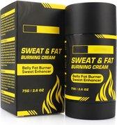 SWEAT STICK voor Snel Afvallen - Afslank creme - Afslankgel - Buikvet Verbranden - Alternatief Afslankband - Fatburner - 90g