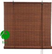Arzion Bamboe rolgordijn - Bruin 70 x 220 cm