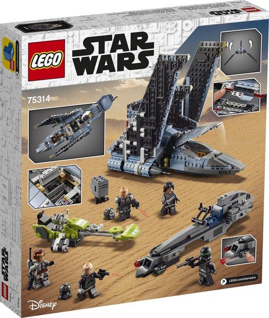 LEGO Star Wars The Bad Batch Aanvalsshuttle - 75314