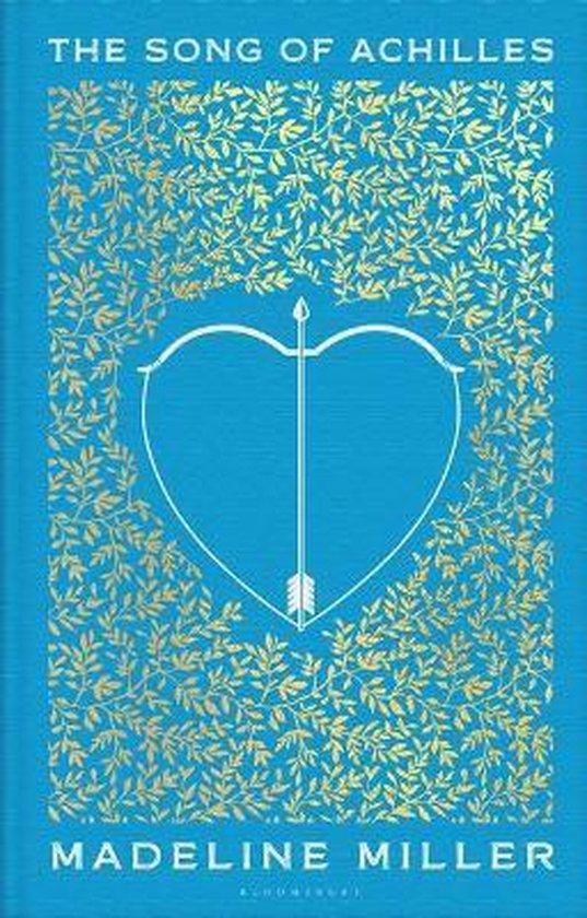 Boek cover The Song of Achilles van Madeline Miller (Hardcover)