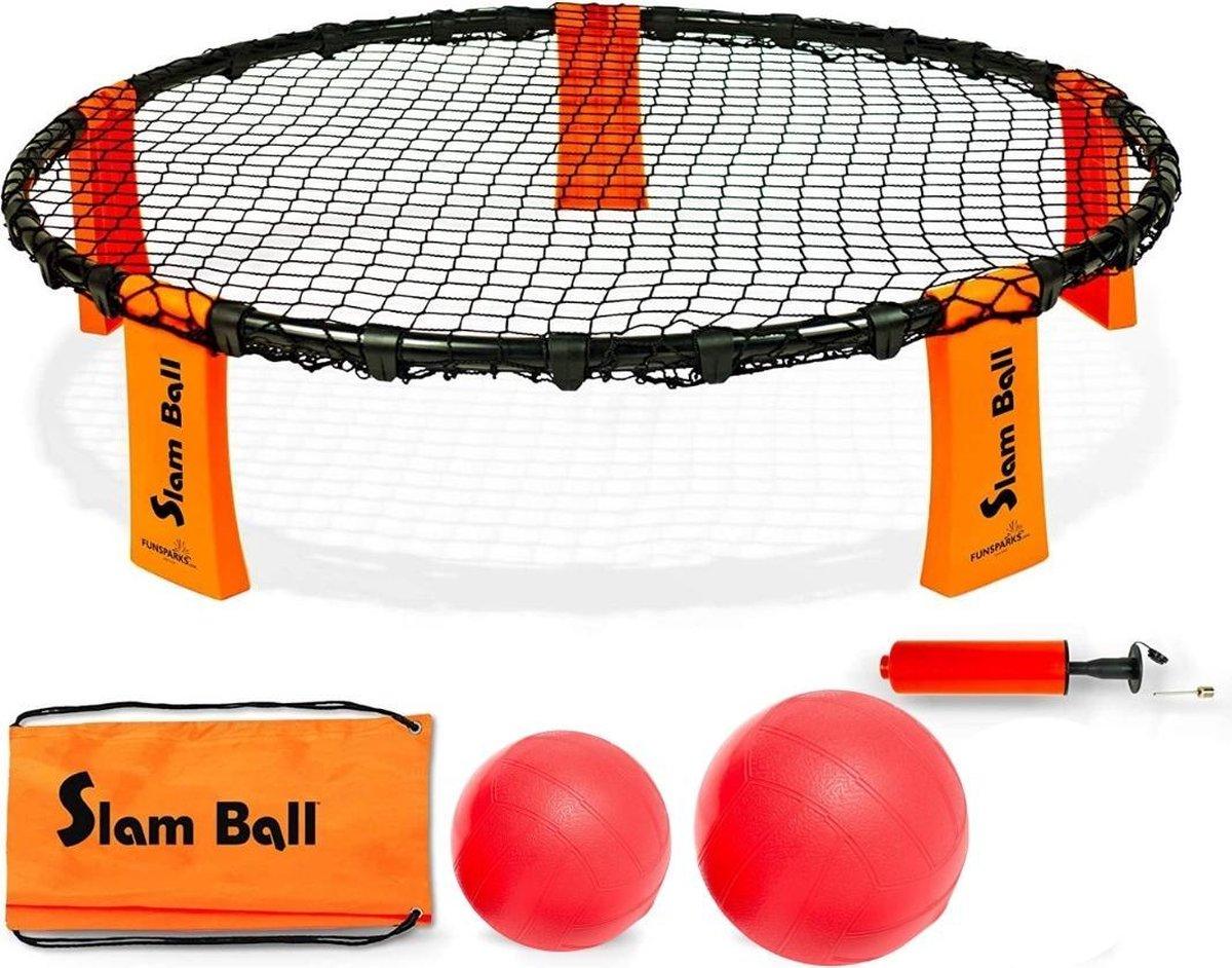 Spikeball - Spikeball Set - Slamball - Strandspeelgoed - Inclusief Handybag
