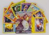 50 Random Pokémon Kaarten Inclusief 1 EX/GX/V