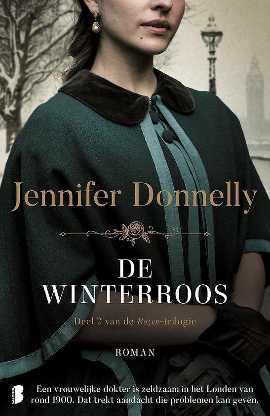Boek cover Rozen 2 -   De winterroos van Jennifer Donnelly (Paperback)