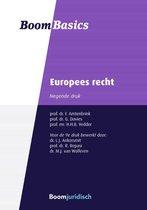 Boom Basics  -   Europees recht