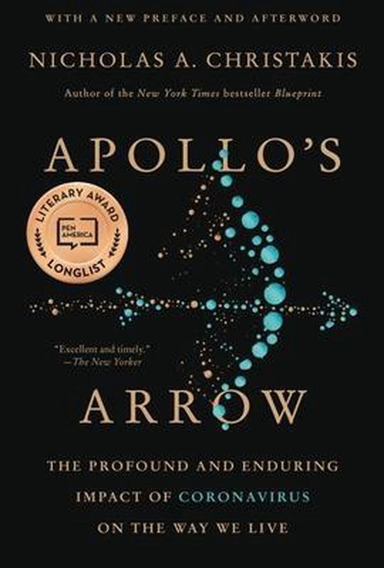Boek cover Apollos Arrow van Nicholas A. Christakis (Paperback)