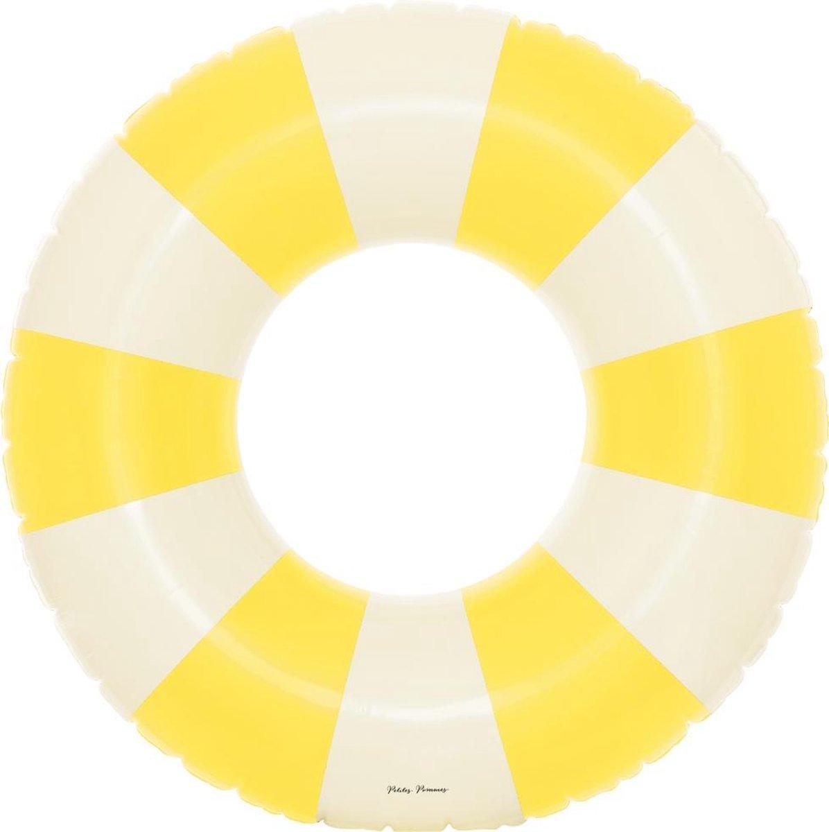 Petites Pommes Zwemring Celine Grand Float Limonata - Zwemband - ø 120cm - 6+ jaar