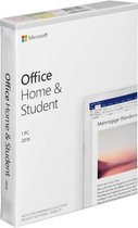 Microsoft Office Home & Student 2019 - voor 1