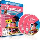 Entlang der USA Ostküste (Reisereportage von Florida nach Neuengland) [DVD] und [Blu-ray]