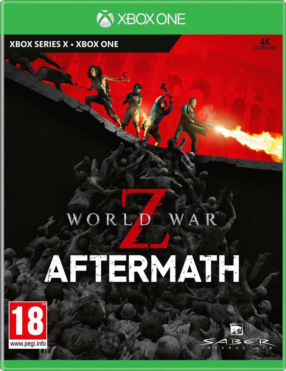 World War Z Aftermath – Xbox One & Xbox Series X